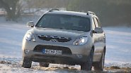 Hyundai iX55 im Test: Koreanischer Luxusliner