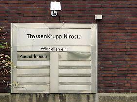 Das Edelstahlgeschäft Nirosta wird in Deutschland am Standort Krefeld konzentriert.