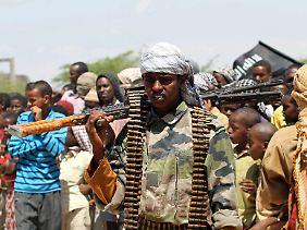 Die vielen Waffen in Ländern wie Somalia sind einer der Gründe, warum die Konflikte immer wieder neu aufflammen.