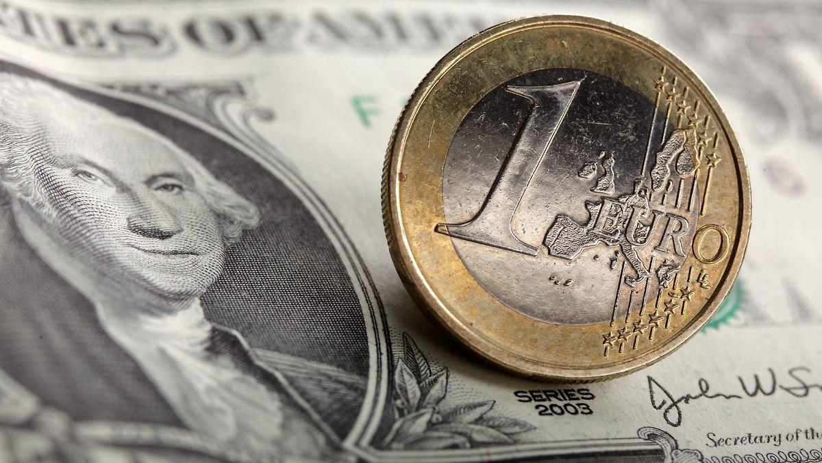 Euro berappelt sich