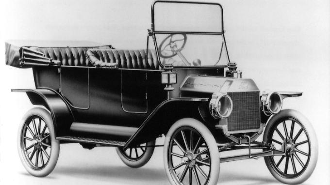 125 Jahre Automobil: Es begann mit Tempo 20 auf dem Feldweg
