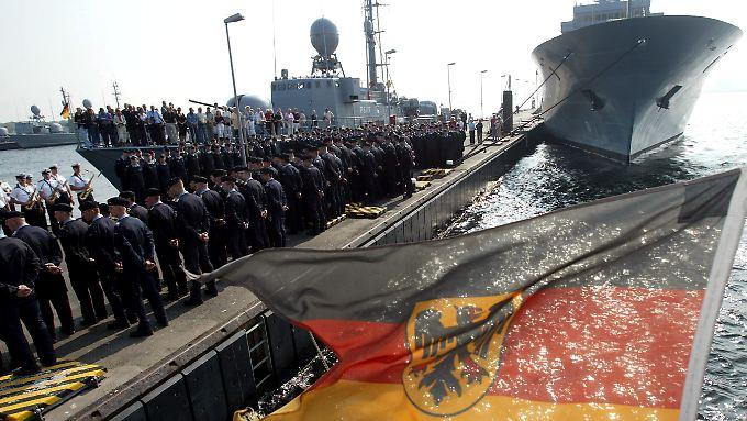 Reformpläne der Bundeswehr: Rund 40 Standorten droht Schließung