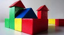 Offene Immobilienfonds sind nur als Beimischung geeignet.