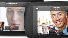 Tablet und Smartphones mit WebOS: HP-Trio stellt sich iPad und iPhone
