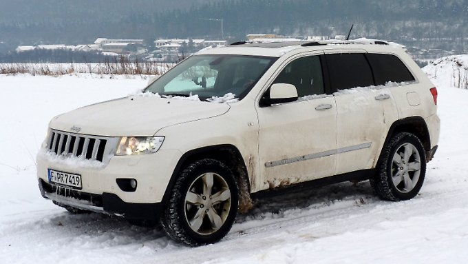 Geliftet und mit neuem Motor: Jeep zeigt einen frischen Grand Cherokee für das Modelljahr 2011.