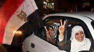 Der Pharao lässt von der Macht: Die arabische Welt jubelt