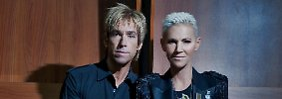 Willkommen zurück: Per Gessle und Marie Fredriksson alias Roxette.