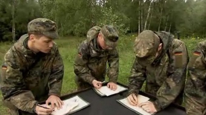 Geringqualifizierte im Visier: Bundeswehr will sich öffnen