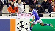 "Entscheidendes ""Törchen"" in Valencia: Señ(i)or Raul beglückt Schalke"