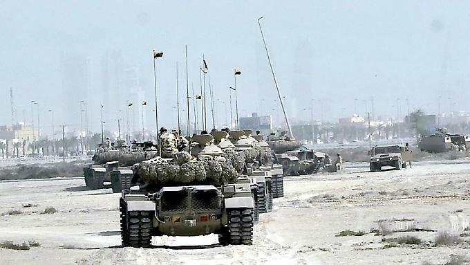 Proteste in der arabischen Welt: Regime in Bahrain schlägt zurück