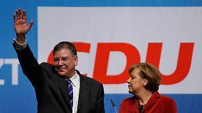 Hamburger Bürgerschaftswahl 2011: CDU-Spitzenkandidat: Christoph Ahlhaus
