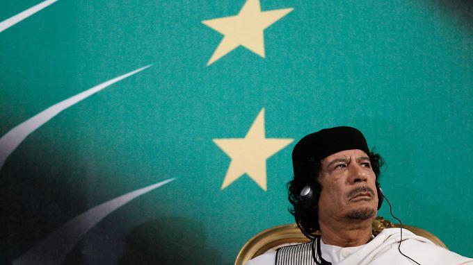 Unterschätzter Geschäftspartner: Muammar al-Gaddafi