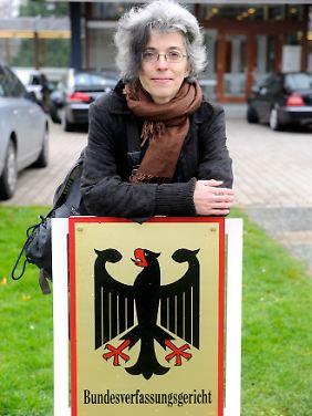 Klägerin Julia Kümmel hat Recht bekommen.