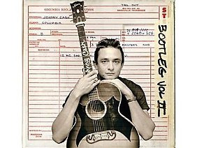 "Johnny Cash: ""From Memphis To Hollywood: Bootleg Vol. 2"", 2CD, Sony Music Entertainment"