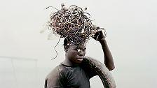 Die Müllhalde von Agbogbloshie: Wenn die Endzeit anbricht