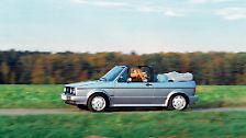 VW Golf Cabrio: Offen, kompakt und sehr beliebt