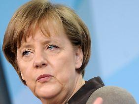 Merkel will nun mehr wissen.