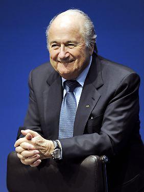 Geld macht Joseph Blatter glücklich. Davon hat die Fifa mehr als genug. Dafür ist Glaubwürdigkeit Mangelware.
