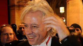 55. Wiener Opernball: Und wie Bob Geldof tanzen kann
