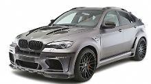 Hamann bringt eine Supermacho-Version des BMW X6 m heraus.