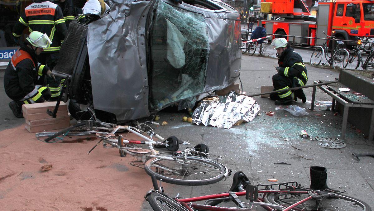 Tote In Hamburg