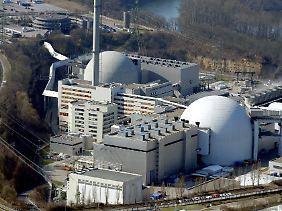 Das Atomkraftwerk Neckarwestheim ist eins der sieben Meiler, die die Bundesregierung vorübergehend abschaltet.