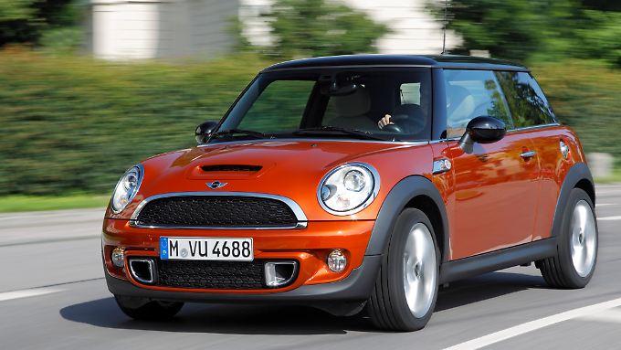 Mit dem Mini groß unterwegs: BMW und Sixt kooperieren beim Car-Sharing.