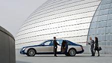 Wer hat die Längste?: Die größten Luxus-Limousinen