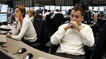 Der Börsen-Tag: Schwacher Dax kann 13.000 nicht halten