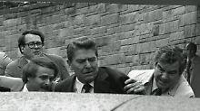 """Nancy Reagans """"wirklicher Held"""": Lebensretter des US-Präsidenten gestorben"""