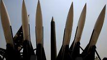 Wie gut Nordkoreas Waffenarsenal wirklich ist, ist umstritten. Jedenfalls sorgt das Land damit immer wieder für Unruhe.