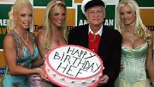 Playboy for life: Hugh Hefner wird 85 (2011)