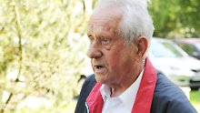 "Der 82-jährige Kurras gilt als ""Waffennarr""."
