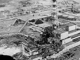 Am 26. April 1986 kommt es im Reaktor 4 des Atomkraftwerks Tschernobyl zur Kernschmelze.