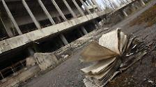 Einsame Menschen und verlassene Landschaften: Die verlorenen Orte rund um Tschernobyl