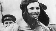 Reise zur Unsterblichkeit: Juri Gagarin greift nach den Sternen
