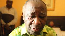 Machtkampf in Elfenbeinküste endet: Festgesetzter Gbagbo ruft zu Frieden auf