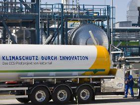 In Brandeburg erprobt Vattenfall das Verfahren.