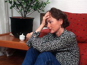 Viele Menschen leiden einsam und leise.