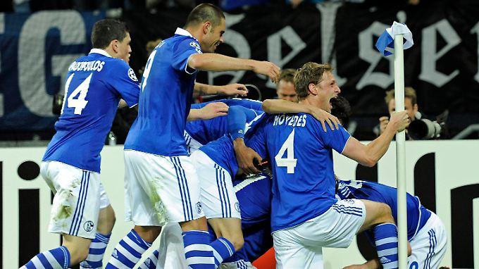 schalke champions league halbfinale