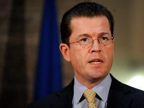 Guttenberg wird wohl in die Wirtschaft wechseln.