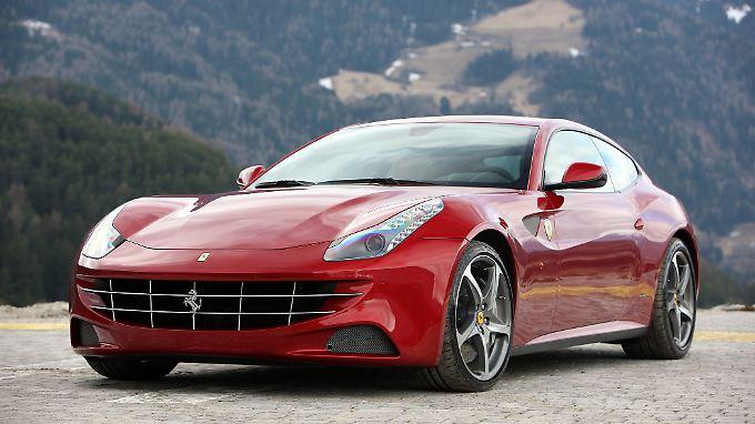 260.000 Euro für den Ferrari FF: Dieser Preis ist nicht übertrieben.