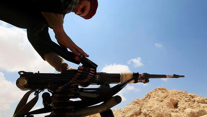 Keine Bodentruppen für Libyen: Alliierte entsenden Militärexperten