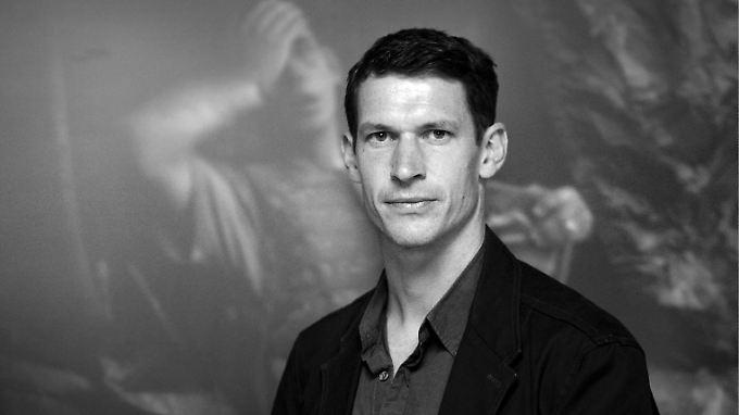 Tom Hetherington war der Gewinner des World Press Photo Award 2007.