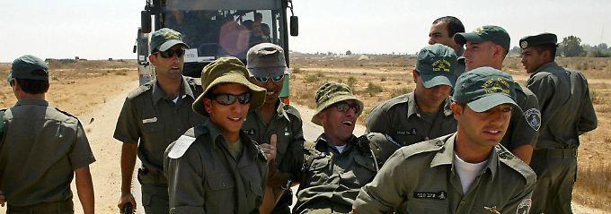 Israel führt eine umfassende Notstandsübung durch.