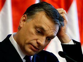Orban muss eine Lösung finden.