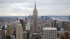 Der Inbegriff des Wolkenkratzers: Das Empire State Building