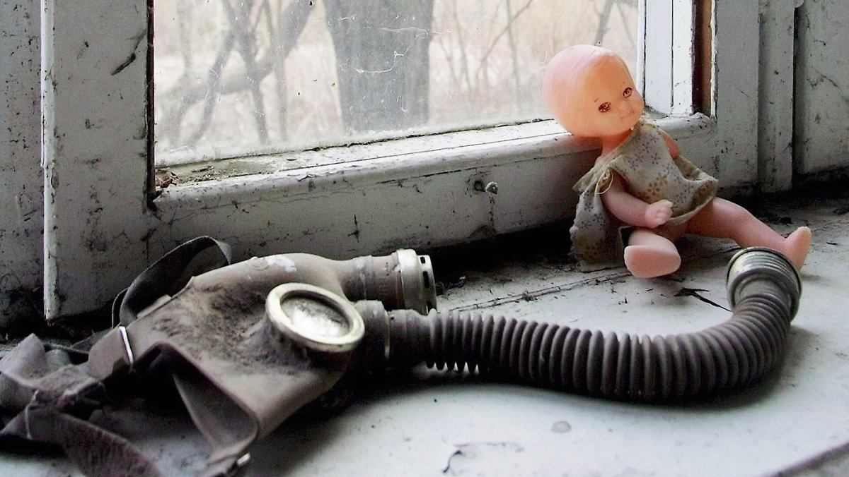 Strahlenopfer Tschernobyl