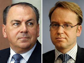 Wechsel in unsicheren Zeiten: Die Bundesbank hat einen Ruf als Stabilitätsgarant zu verteidigen.
