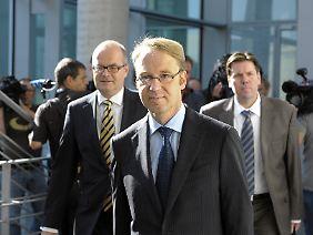 Neues Amt, neues Glück: Jens Weidmann.
